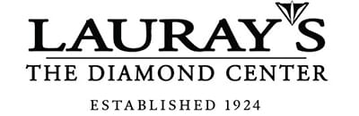 Lauray's The Diamond Center Logo