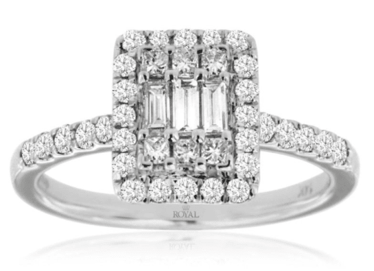 Lauray's Signature Cluster Ring