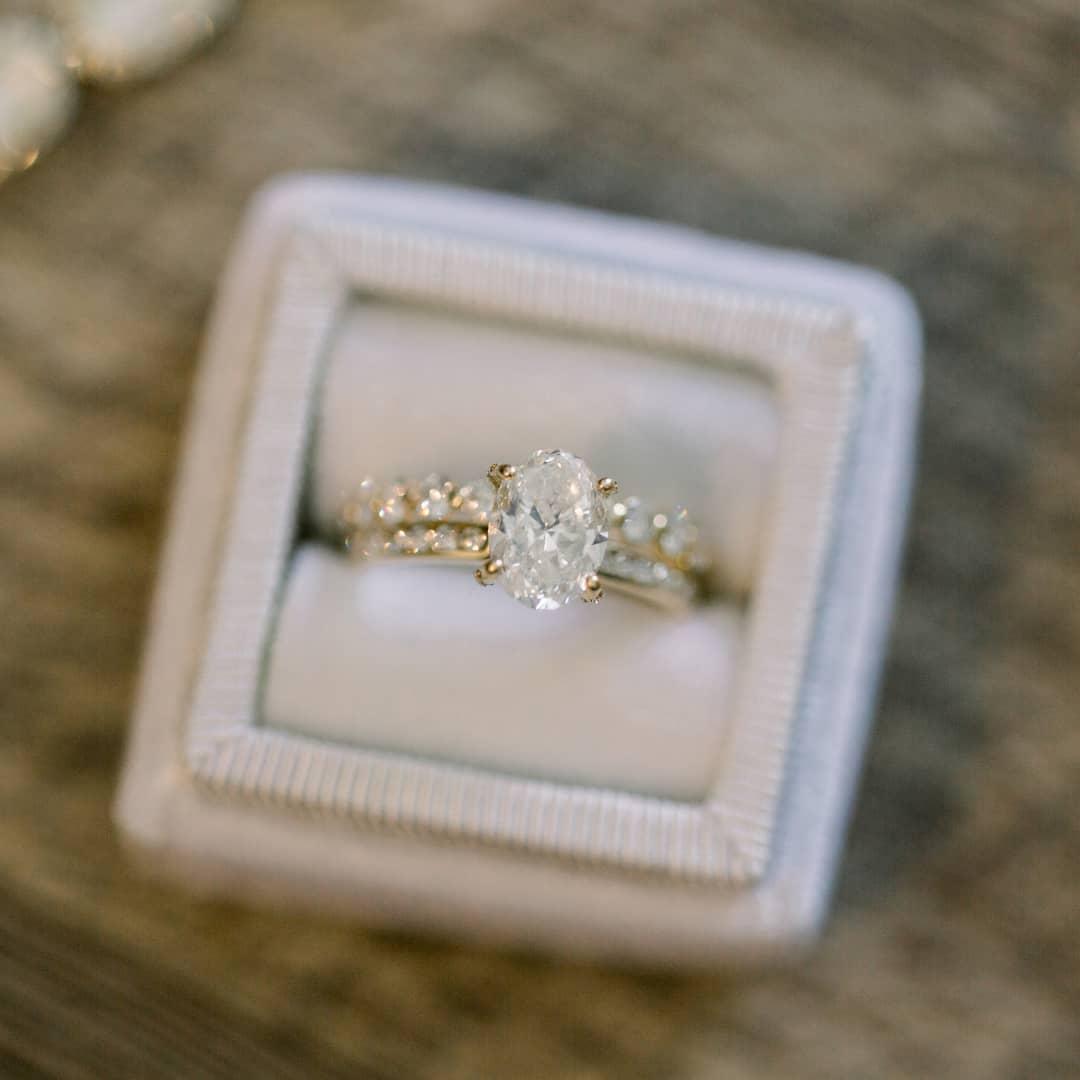 Gabriel Starburst Halo Round Diamond Engagement Ring Mounting
